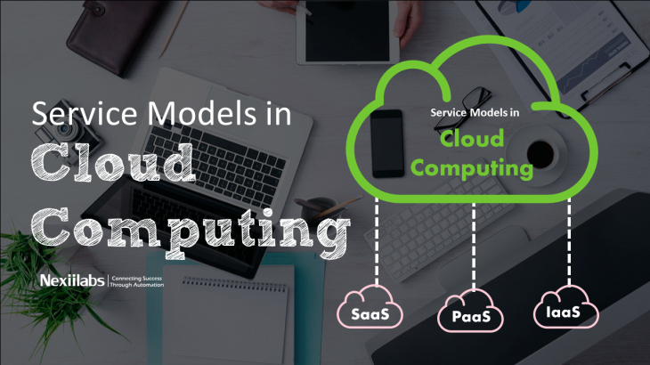 SERVICE MODELS IN CLOUD COMPUTING