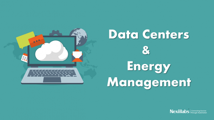 data centers and energy management